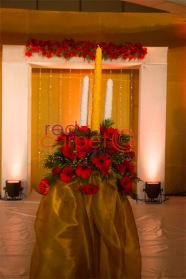 unity candle for christian wedding kerala